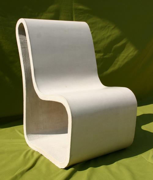 fauteuil d ext rieur en b ton sieg0003 bton design. Black Bedroom Furniture Sets. Home Design Ideas