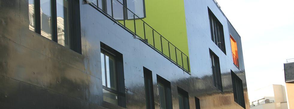 Suivi d'exécution béton architectonique